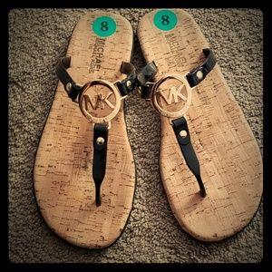 Michael Kors Sandals Womens Size 8